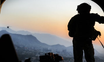 The DoD Is Sending More Troops To Afghanistan Than Previously Announced