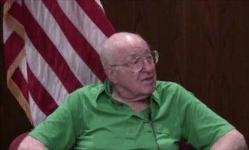 97-Year-Old World War II Codebreaker Finally Tells His Story