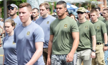 The Army Is Offering Mental-Health Waivers, But Don't Freak Out Just Yet