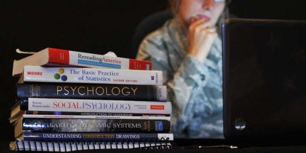 Beware: Military Dependents Can Be Forced To Repay Their Parents' GI Bill