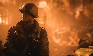Review: 'Call Of Duty: WWII': The Good, The Bad, And The Overdone