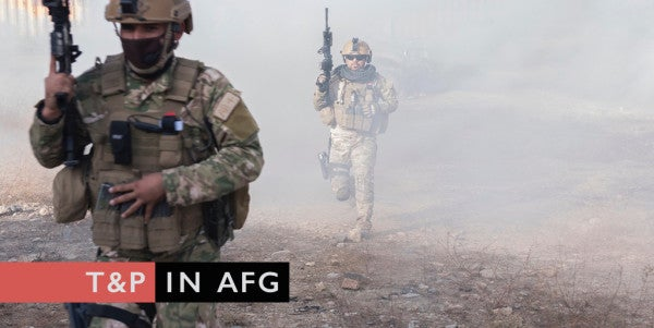 This Elite Police Force Is Afghanistan's Secret Weapon Against Violent Extremists