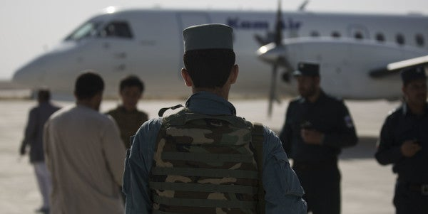 The DoD Has Barely Made A Dent In Afghan Security Forces' Child Sex Abuse Problem