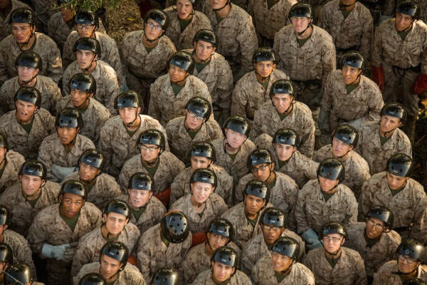 'Military Justice Run Amok?' In Hazing Trial, Did The Marines Send The Wrong Message?