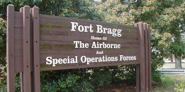 Fort Bragg Soldier Dies During PT