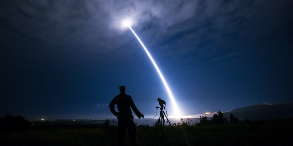 The US military is eyeing 'rocket cargo' to resupply troops anywhere in the world in under an hour