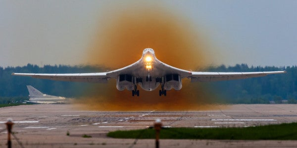 Everything We Know About Russia's New Update To The World's Largest Bomber