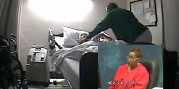 Disturbing Video Shows Dying World War II Vet Gasping For Air While Nurses Laugh
