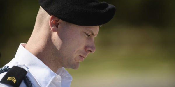 Lawmakers Sign Letter Opposing Back Pay For Bowe Bergdahl