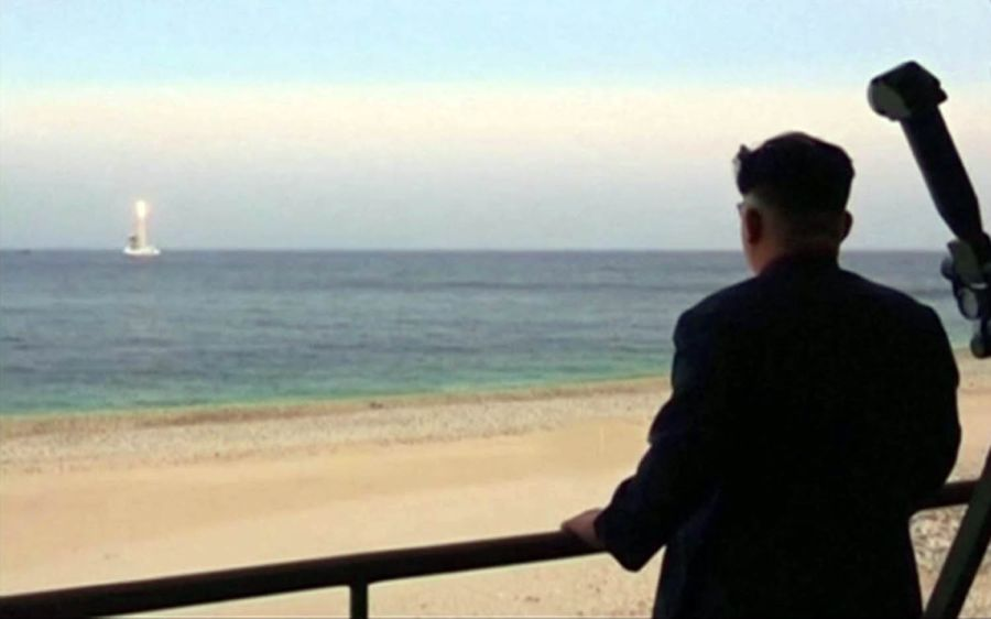 North Korea's Kim Jong Un, in first appearance in weeks, vows to bolster nuclear 'deterrence'