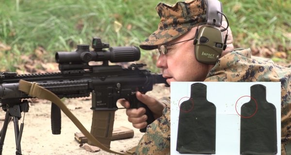 A Marine Corps Gunner Lays Out When You Want To Go Full Auto And When You Don't
