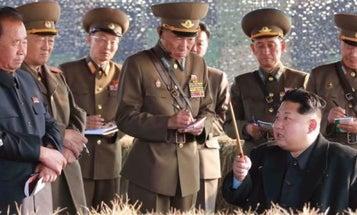 Trump Re-Designates North Korea As A 'State Sponsor' Of Terrorism