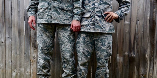 Dual-Military Families Need Help From The Service That They Aren't Getting