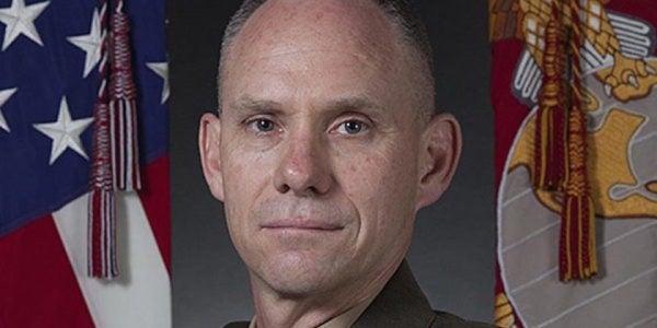 Pentagon Upholds Marine General's Contempt Conviction In USS Cole Legal Dispute