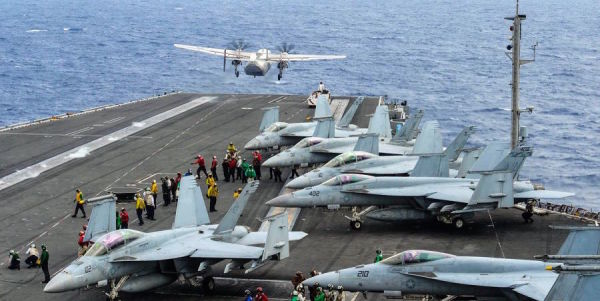 Navy Calls Off Search For 3 Sailors Missing After Plane Crash In Philippine Sea