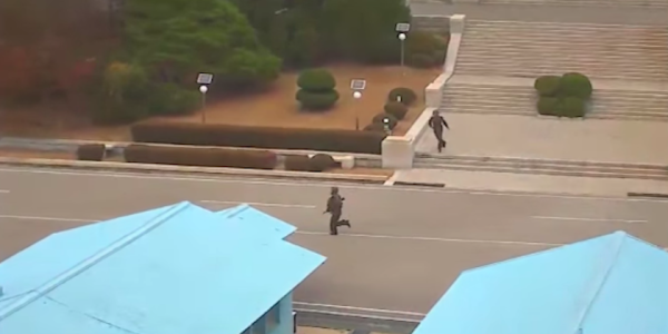 North Korea Reportedly Replaced All Its Border Guards After A Soldier's Dramatic Defection
