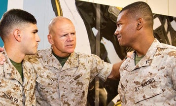 The Marine Corps Wants A 'Toxic Leadership Test' To Aid Promotion Decisions