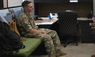 The Recruiters: Searching For The Next Generation Of Warfighters In A Divided America