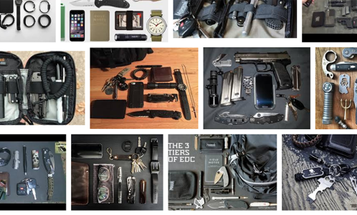 Here's What 10 Actual Veterans Say Is On Their EDC List