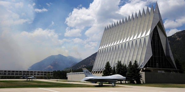 Air Force Academy Informants At Center Of Child Porn Court-Martial Arguments