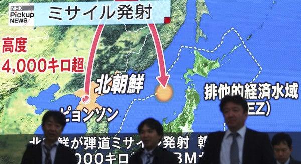 North Korea's Latest ICBM Test Highlights America's Flawed Strategy