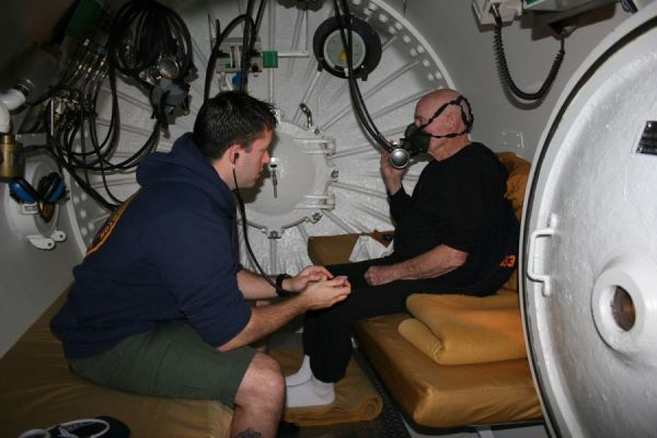 VA To Offer Unproven Hyperbaric Oxygen Therapy To Vets With PTSD