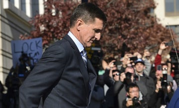 Flynn Pleads Guilty On Russia Charge, This Shit Is Real, So Get A Helmet