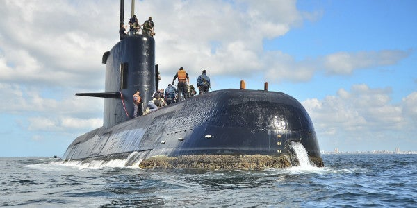 This Is How The Navy Responds When A Submarine Disappears