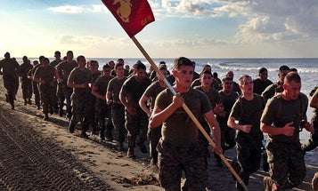 Marines Crack Down On 'Cruel, Abusive' Hazing At Camp Pendleton