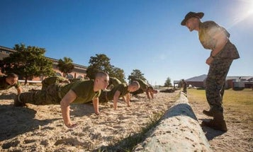 Parris Island Will Train Marine Recruits From This European Country