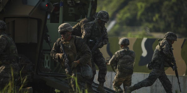 Senator Calls For US Military Dependents To Be Evacuated From South Korea As War Tensions Grow