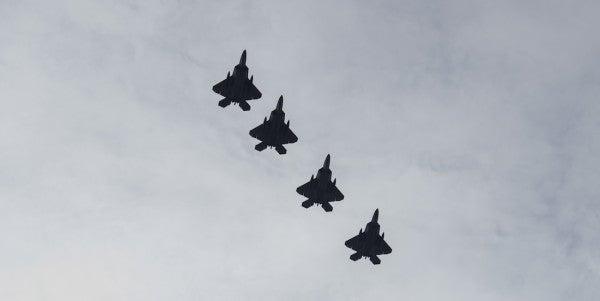 US Defies North Korea With War Drills Involving 230 Aircraft