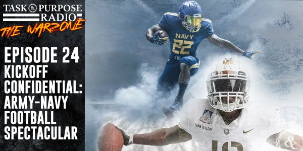 Kickoff Confidential: Army-Navy Football Spectacular