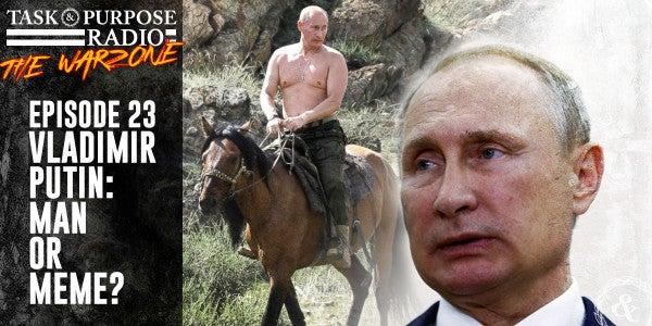 Vladimir Putin: Man Or Meme?