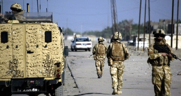 Elite Soldier Dubbed Britain's 'GI Jane' After Killing 3 ISIS Militants