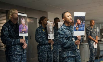 What It Means To Be An Ally To Women In The Military