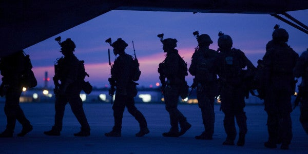 Marines Take Out Taliban Kingpin Responsible for Killing, Maiming Troops