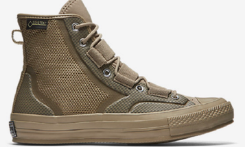 Converse's New Combat-Style Kicks Cost $150, But They're Still Cheaper Than Enlisting
