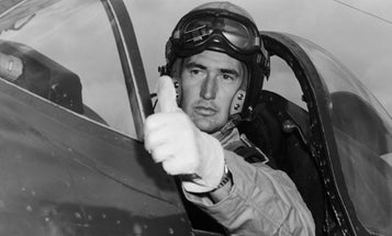 Hall Of Famer Ted Williams Detailed His Korean War Experience In Love Letters… To His Mistress