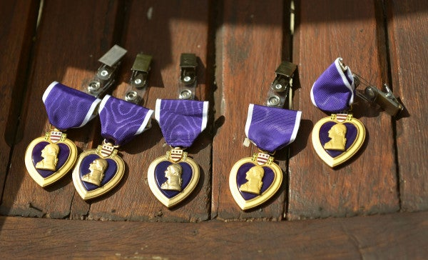 Vietnam Vet's Claim Of 9 Purple Hearts Launches Yearlong Investigation Into His Military Record