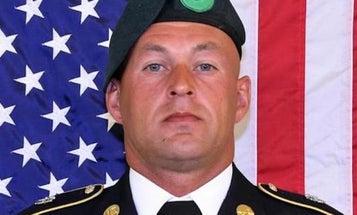 DoD Identifies Green Beret Killed In Afghanistan's Nangarhar Province