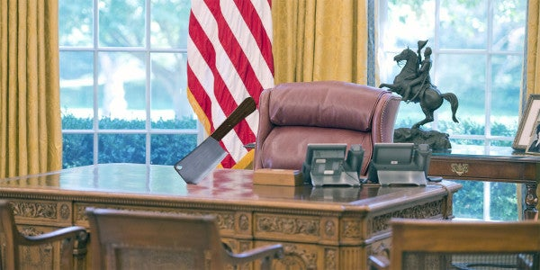 Should Presidents Be Required To Physically Murder An Aide In Order To Launch Nukes?