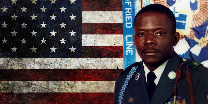 'I met a hero:' Air Force doctor who treated Alwyn Cashe says he's never forgotten him