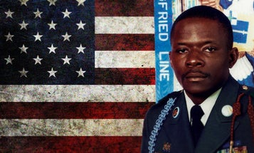 House lawmakers unanimously pass bill that would allow Alwyn Cashe to finally receive the Medal of Honor