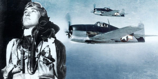Legendary Hellcat Pilot And Naval Aviation Pioneer Fred 'Buck' Dungan Dies At 96