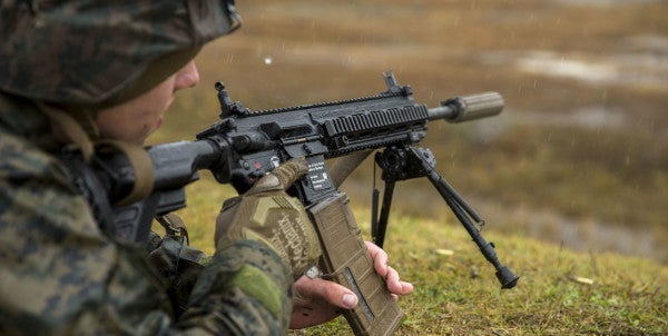 M27s And 'Head-To-Toe' Gear Overhaul On the Way For Marine Grunts