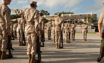 This Former Parris Island Drill Instructor Is Being Separated From The Corps. Here's Why