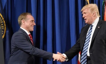 New Trump Executive Order Takes Aim At America's Veteran Suicide Crisis