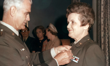 Anna Mae Hays, The US Military's First Female General, Dies At Age 97