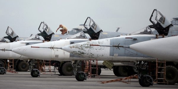Russia Is Trying To Blame The US For An Unsettling Attack On Its Syria Airbase